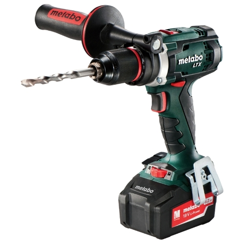 Дрель-шуруповерт metabo BS 18 LTX Impuls 2013 4.0Ah x3 Metaloc