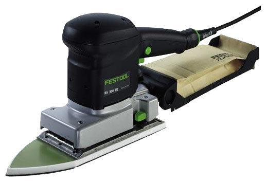 Плоскошлифовальная машина Festool Rutscher RS 300 EQ-Set