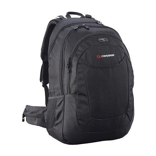 Рюкзак Caribee College X-tend 40 black рюкзак caribee jet 65 grey storm grey