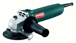 УШМ Metabo W 6-115, 650 Вт, 115 мм