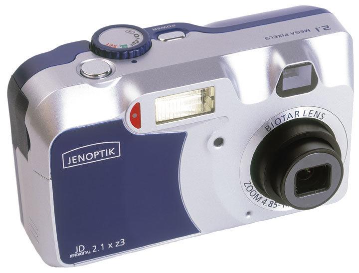 Фотоаппарат Jenoptik JD 2.1 xz3