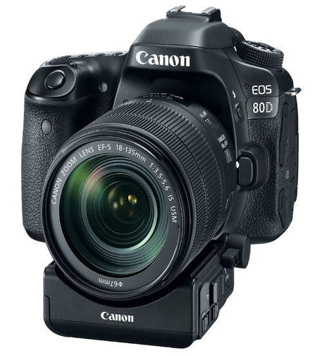 Зеркальный фотоаппарат Canon EOS 80D Kit