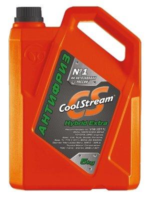 Антифриз COOL STREAM Hybrid Extra 5 л