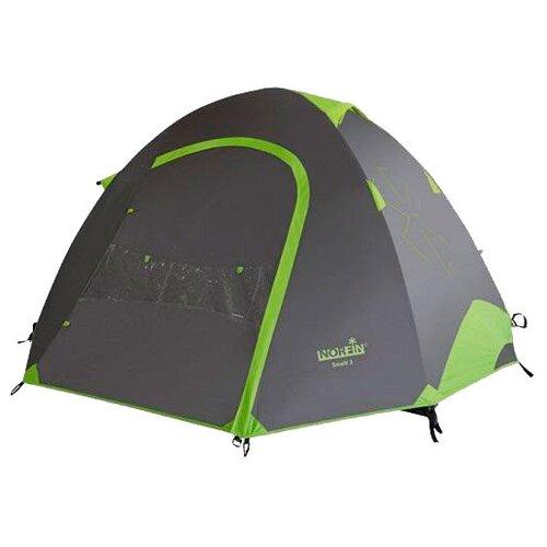Палатка NORFIN Smelt 2 Alu серый/зеленый