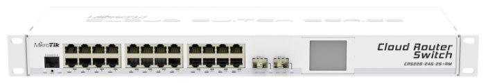 MikroTik Cloud Router Switch CRS226-24G-2S+RM