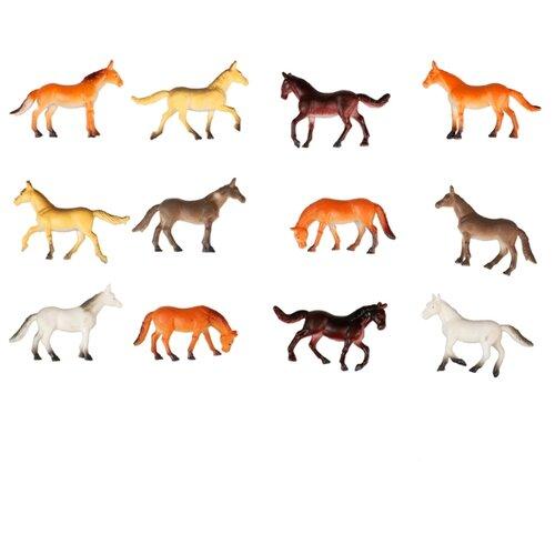 Фигурки 1 TOY В мире животных Лошади Т50496Игровые наборы и фигурки<br>