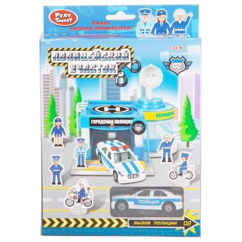Фото - Joy Toy Полицейский участок 0897 голубой планшет joy toy 7406