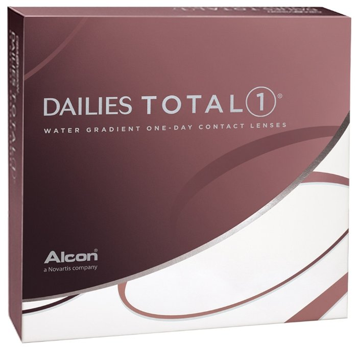 Dailies (Alcon) Total1 (90 линз)
