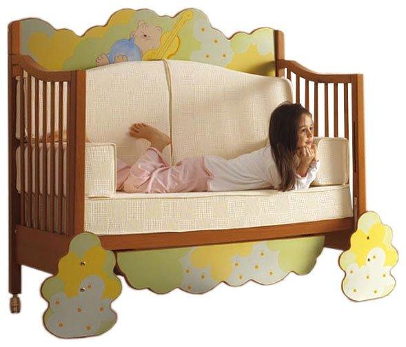 Кроватка Baby Expert Sognatore