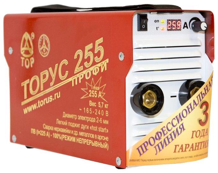 Сварочный аппарат Торус 255 Профи