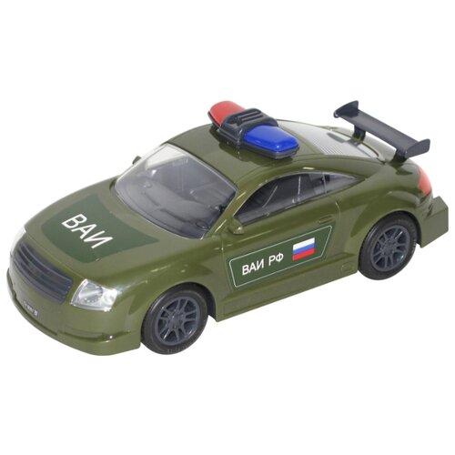 Купить Легковой автомобиль Полесье Военная автоинспекция (48684/49230) 27 см РФ, Машинки и техника
