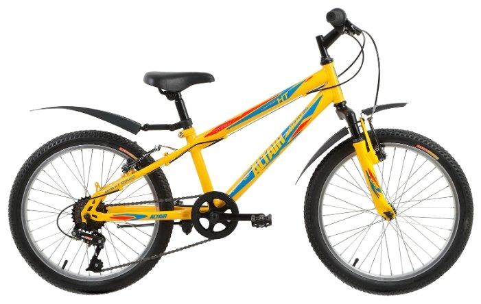 Подростковый велосипед ALTAIR MTB HT 20 (2017)