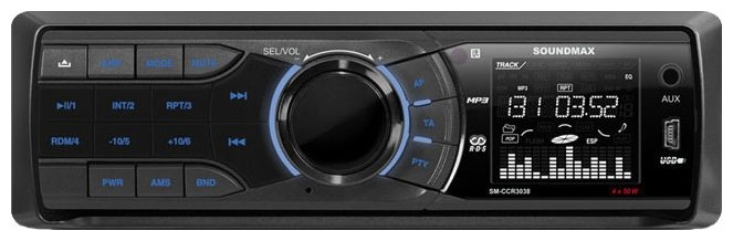 SoundMAX SM-CCR3038