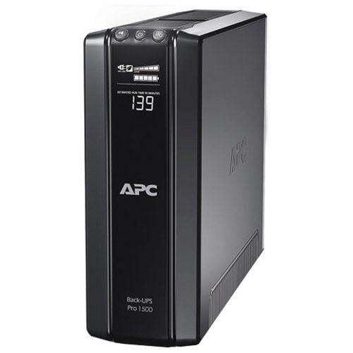Интерактивный ИБП APC by Schneider Electric Back-UPS Pro BR1500G-RS ибп apc back es be700g rs 700va