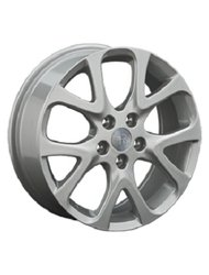 Колесные диски Replay Mazda MZ28 6.5x16 PCD 5x114.3 ET 50 ЦО 67.1 цвет: S - фото 1