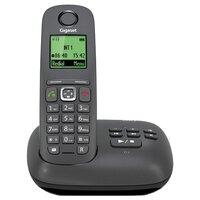 Беспроводной телефон Gigaset A540A (черный)