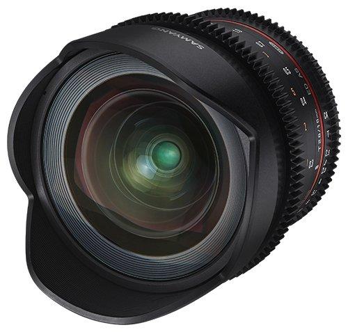 Samyang 16mm T2.6 VDSLR Pentax K