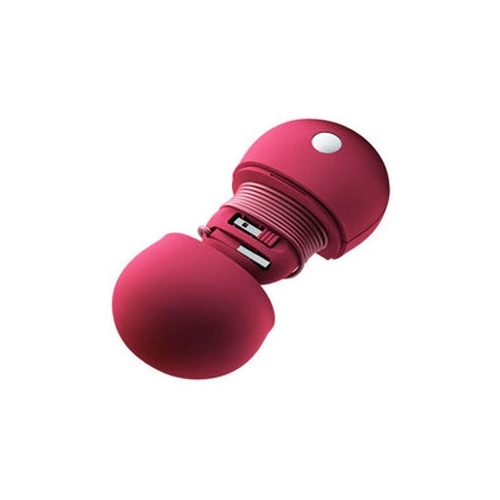 Мышь ACME Wireless Mouse PEANUT Red USB