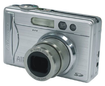 Фотоаппарат Airis PhotoStar DC80