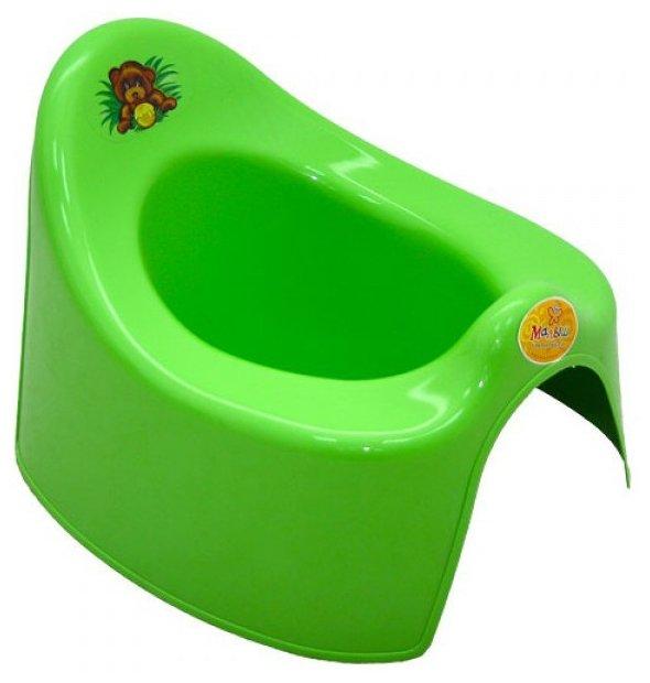 Полимербыт горшок детский туалетный (173)