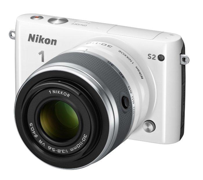 Фотоаппарат со сменной оптикой Nikon 1 S2 Kit