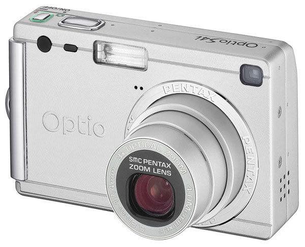 Фотоаппарат Pentax Optio S4i
