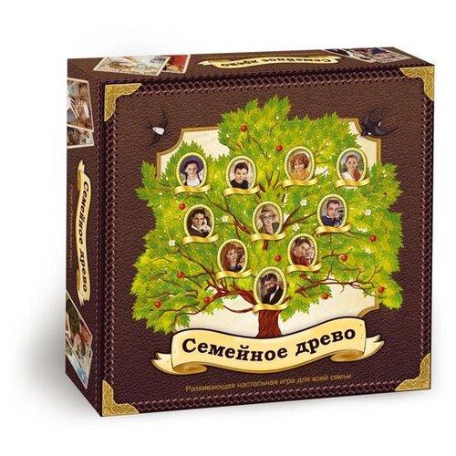 Купить Настольная игра Правильные игры Семейное Древо, Настольные игры