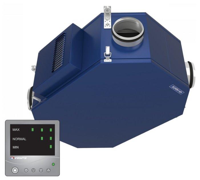 Вентиляционная установка VENTS ВУТЭ2 250 ПУ ЕС
