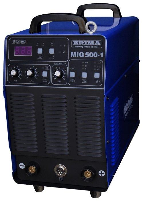 Сварочный аппарат BRIMA MIG-500-1