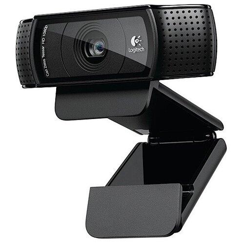 Купить со скидкой Веб-камера Logitech HD Pro Webcam C920 черный
