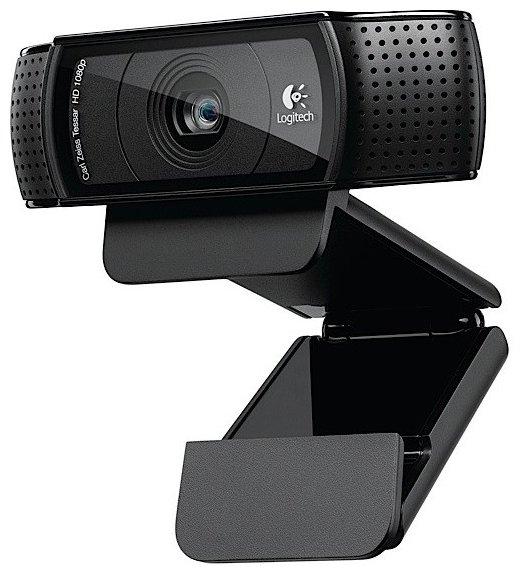 Logitech Веб-камера Logitech HD Pro Webcam C920