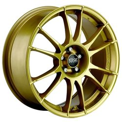 Колесные диски OZ Racing Ultraleggera 8x17/5x100 ET48 Gold