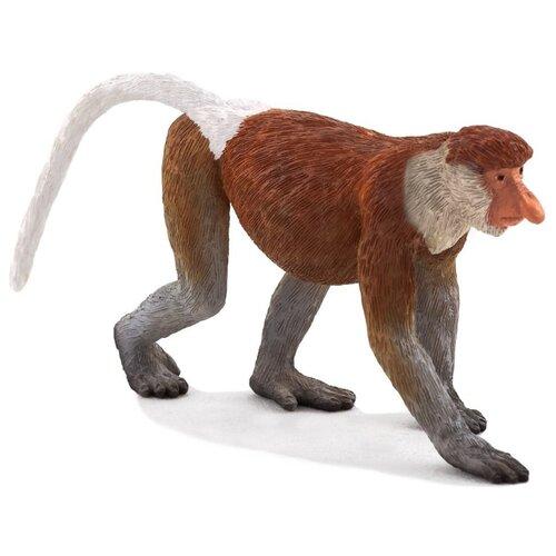 цена на Фигурка Mojo Wildlife Обезьяна-носач 387176