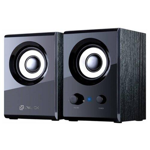 Купить Компьютерная акустика Oklick OK-160 черный