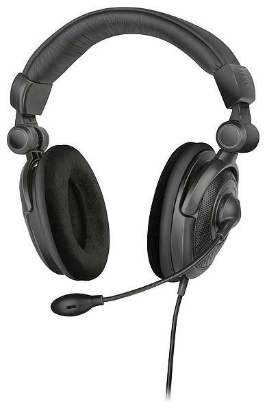 Компьютерная гарнитура SPEEDLINK SL-8795-SBK Medusa NX USB 5.1 Gaming Headset