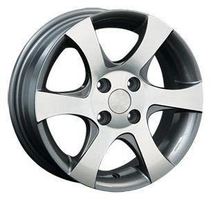 LS Wheels ZT387 5.5x14/4x100 D73.1 ET40 GMF