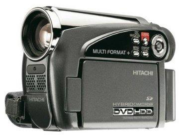 Hitachi DZ-HS501SW