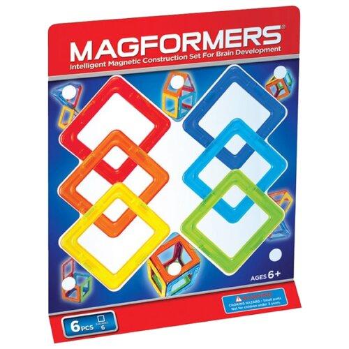 Купить Магнитный конструктор Magformers Standart 63086-6, Конструкторы