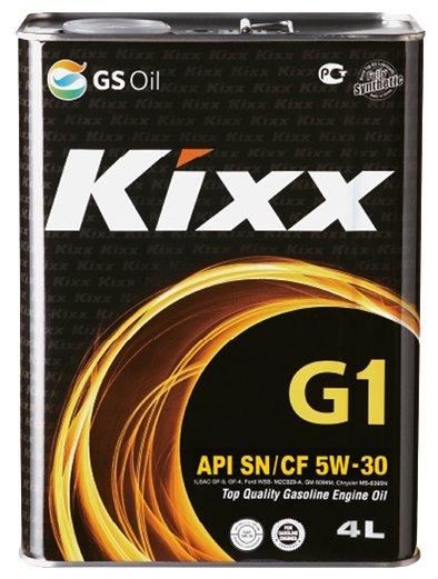 Kixx G1 5W-30 4 л