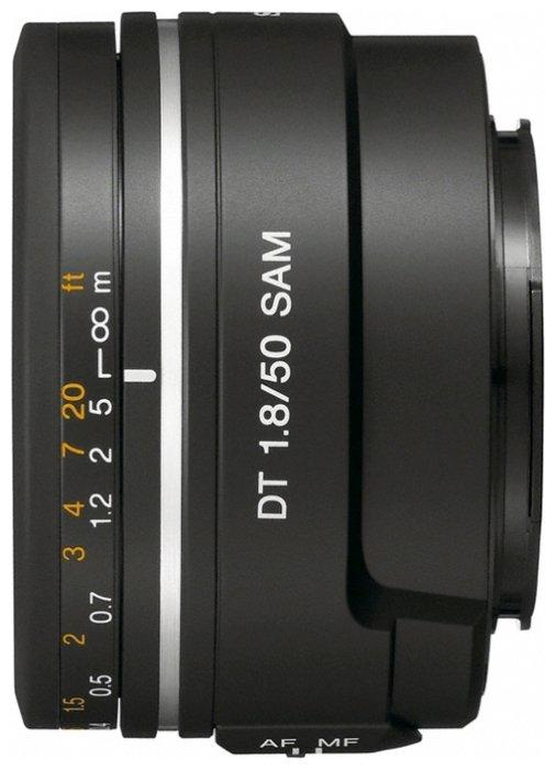 Sony Объектив Sony 50mm f/1.8 (SAL-50F18)