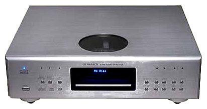 CD-проигрыватель Cary Audio CD-306 SACD
