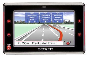 Навигатор Becker Traffic Assist 7928