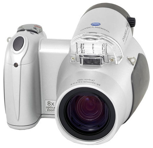 Фотоаппарат Konica Minolta DiMAGE Z10