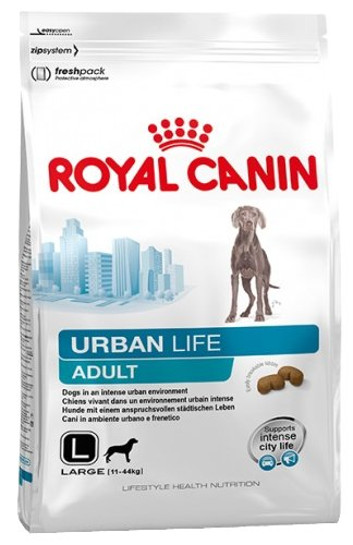 Корм для собак Royal Canin Urban Life Adult L