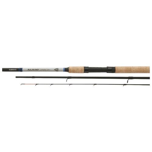 Удилище фидерное SHIMANO ALIVIO CX HEAVY FEEDER (ALCXHFDR) удилище caperlan фидерное удилище sensitiv rod feeder 330 medium