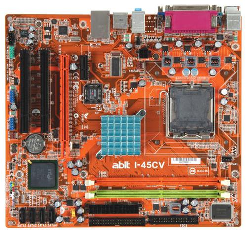 Abit I45D 1.1 motherboard BIOS 6A79HA15