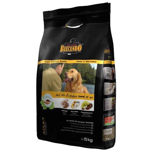 Корм для собак Belcando Adult Dinner для собак средних и крупных пород с нормальным уровнем активности (5 кг)