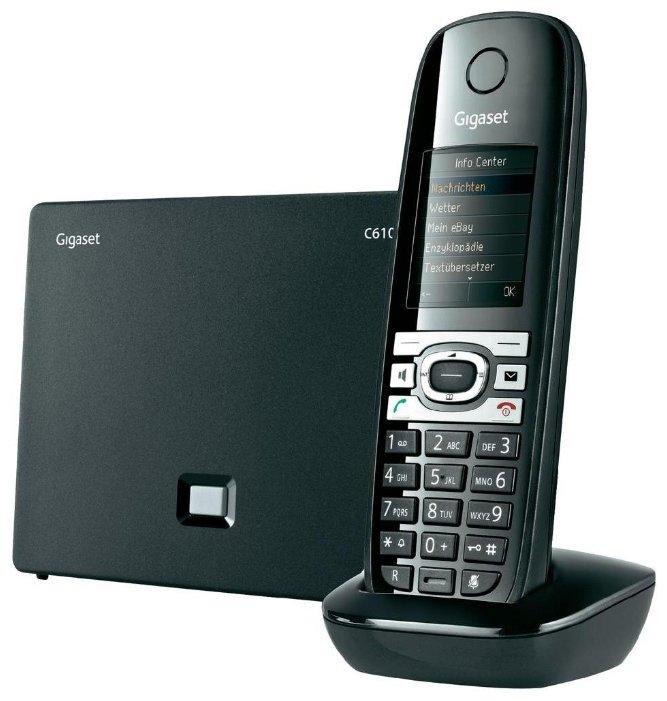 Gigaset VoIP-телефон Gigaset C610A IP