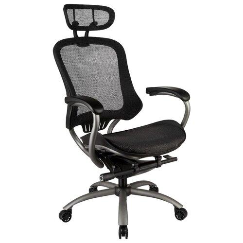 Компьютерное кресло EasyChair PICASSO-E, цвет: черный