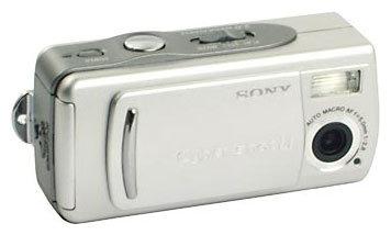 Фотоаппарат Sony Cyber-shot DSC-U20